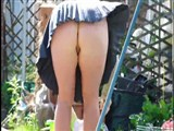 Hidden Camera Upskirt