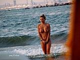 Voyeur Beach Sexy Pictures