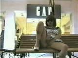 Kinky Amateur Wife Flashing Nude Pussy In Public Place