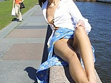 Pics Of Amateur Girl Flashing In Public