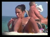 Nude Beach Videos of Sexy Amateur Women Doing Nude Sunbath