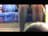 Public Transport Hidden Upksirt Video