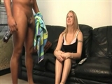 Dick Flashing Video of Black Man Showing His Dick to Woman