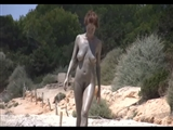 Hot Women Filmed Naked at the Beach