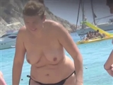 Ibiza Beach Topless Women