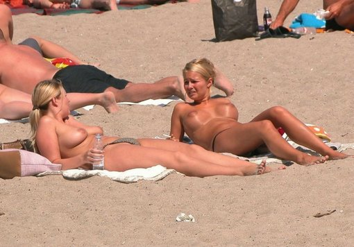 Hot Nude Beaches In The Ukraine