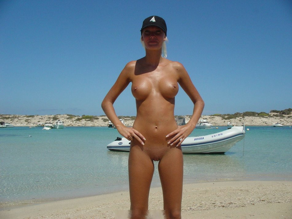 hot spanish girls naked beach