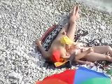 Hot Beach Sex Video Collection Blonde Girl Fucked at Beach