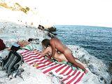Foto de sexo playa