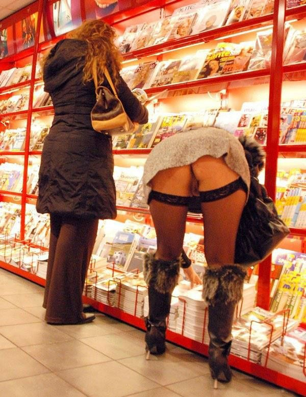 Travel nz upskirt supermarket - 2 part 8